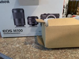 Canon m100 for Sale in Enfield, CT