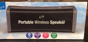 ILive Portable wireless speaker for Sale in Little Rock, AR