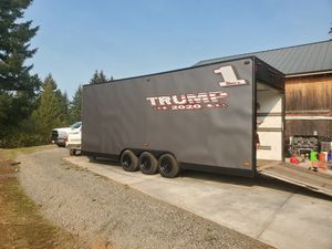 30 foot car hauler. for Sale in Sandy, OR