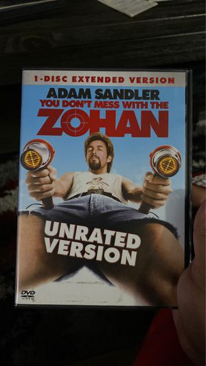 You don't mess with the Zohan dvd for Sale in Bellflower, CA