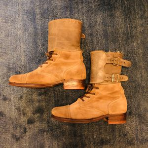 Allsaints combat boots for Sale in Seattle, WA