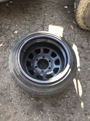 6 lug 15x10 for trade for Sale in Montclair, CA
