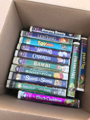 Kids VHS movies for Sale in Gilbert, AZ