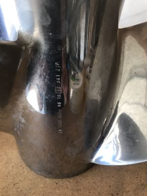 Stainless propeller 3 blade 27p for Sale in Henderson, NV