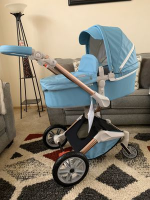 Hot mom 360 degrees rotating stroller for Sale in East Wenatchee, WA