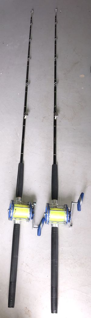 Trolling rod and reel combo for Sale in Miami, FL