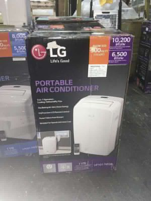 Air Conditioner Portable Aire Acondicionado LG 10,200Btu 300Sq. Ft for Sale in Miami, FL