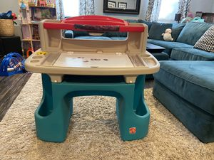 Step 2 Kids Desk with chair for Sale in Danvers, MA