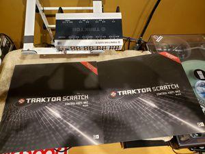 Traktor scratch- DJ equipment for Sale in Chicago, IL