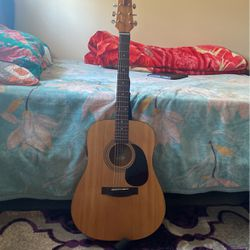 Full Size Acoustic Jasmine S35 Guitar for Sale in Columbus,  OH