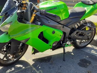 Kawasaki ninja 2006 636 Motorcycle for Sale in Long Beach,  CA