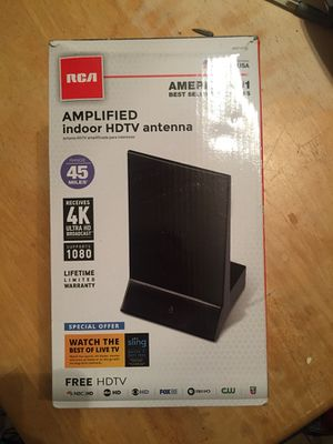Indoor HDTV antenna for Sale in Los Angeles, CA