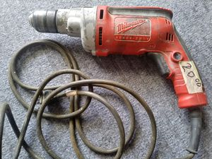 Heavy duty drill for Sale in Portland, OR