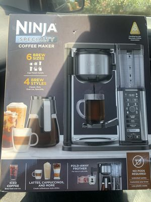 Ninja coffee maker for Sale in Fort Worth, TX