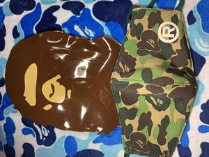 Bape mask for Sale in Antioch, CA