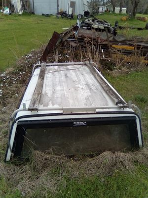 Small bed truck topper great shape. Cheap for Sale in Eastman, GA
