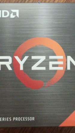 New Ryzen 9 5900x Desktop CPU 12 Cores 24 Threads for Sale in South San Francisco,  CA