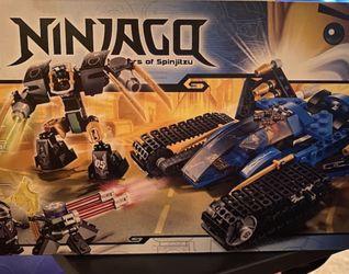 Lego Ninjago thunder raider 70723 for Sale in Manassas,  VA