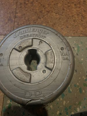 4.4lb weights for Sale in Hazelwood, MO