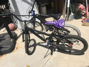 tWO Bike $50 for Sale in Rosemead, CA