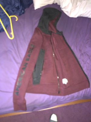American Eagle Red Jacket for Sale in Temple Hills, MD