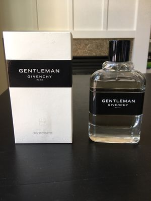 Givenchy Gentleman edt cologne 3.4 oz for Sale in Seattle, WA