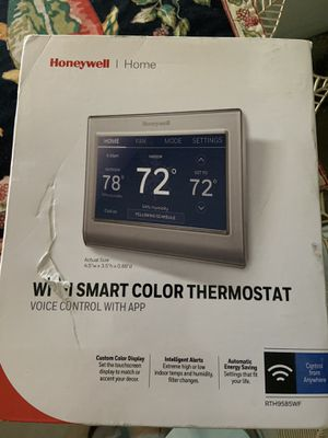 Honeywell WiFi Smart Color Thermostat for Sale in Holiday, FL