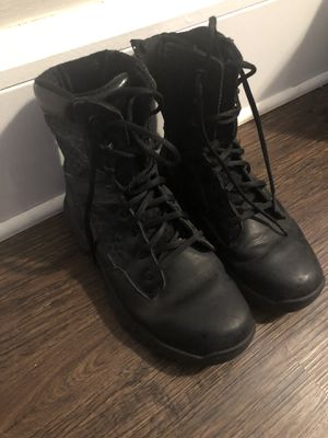 Bates Tactical Boots-Women Size 10 for Sale in South Saint Paul, MN