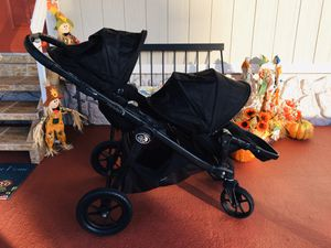 City select double stroller for Sale in Miami Gardens, FL