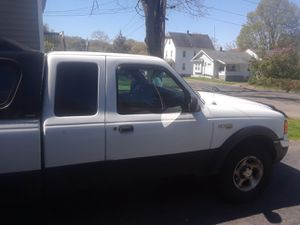 01 Ford ranger ext cab. Man trans. for Sale in Naugatuck, CT