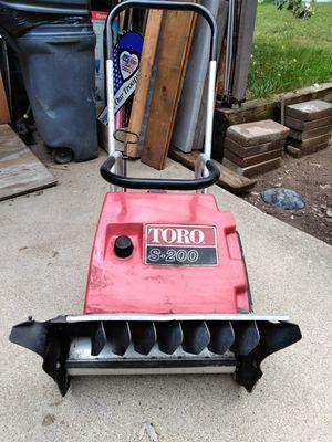 Toro snow blower for Sale in Peoria, IL