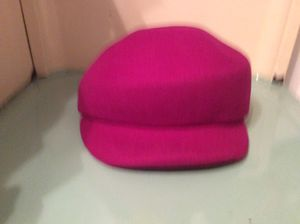 Fushia cool Greek style cap for Sale in Beverly Hills, CA