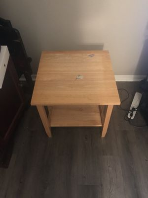 End table/ record stand for Sale in Austin, TX