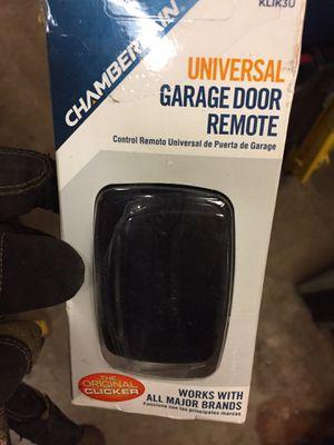 Garage door opener for Sale in Waterford Township, MI