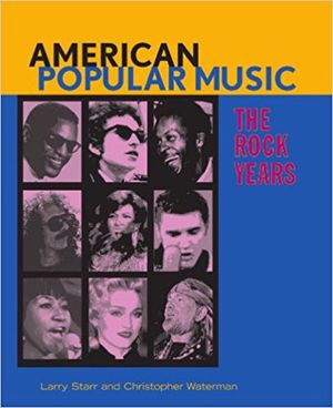 American Popular Music: The Rock Years for Sale in El Monte, CA