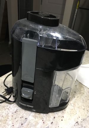Black & Decker juicer for Sale in Miami, FL