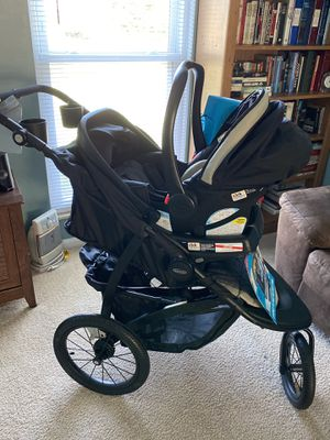 Brand New Grace jogger travel system for Sale in Fairfield, OH