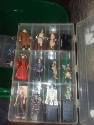 Star Wars Action Figures for Sale in Eddyville, IA