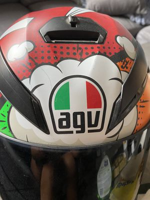 AGV motorcycle helmet for Sale in Rosemead, CA