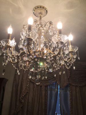 Austrian Crystal Chandelier for Sale in Phoenix, AZ