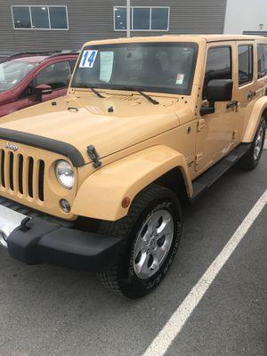 2014 Jeep Wrangler for Sale in Murfreesboro, TN