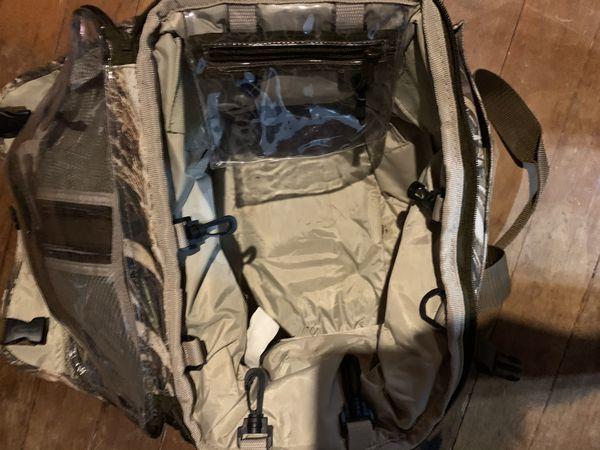 Drake waterfowl blind bag