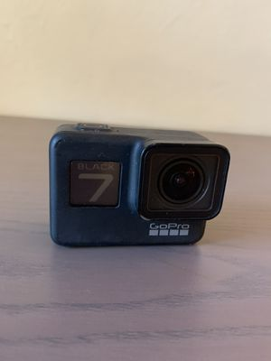 GoPro Hero 7 Black with Optic Stabilization for Sale in Miami, FL