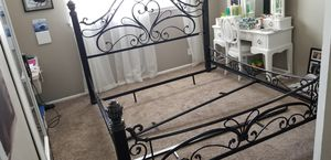 California king bed frame $400 for Sale in Midland, TX