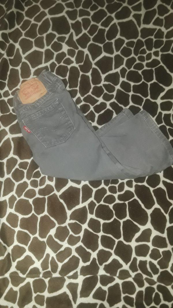 Infant boy Levi's jeans
