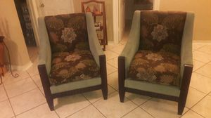 2 accent chair for Sale in Tampa, FL