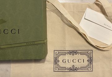 Authentic Gucci Canvas Tote Bag Brand new for Sale in Muncy,  PA