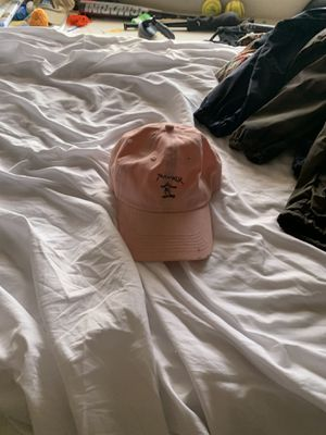 Pink thrasher hat for Sale in Grand Terrace, CA
