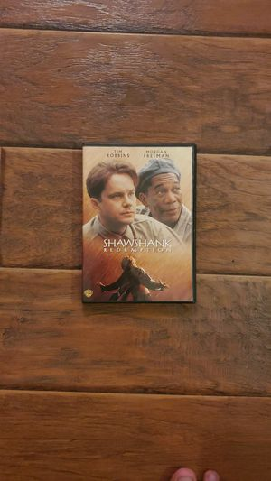 DVD - The Shawshank Redemption for Sale in San Clemente, CA
