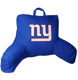 New NFL New York Giants Bed Bolster Pillow for Sale in Princeton, NJ